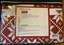 Christmas Flannel Sheets Twin/ Twin XL