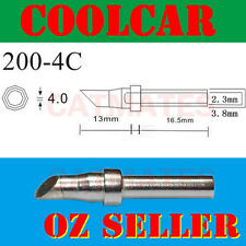 NEW SOLDERING IRON STATION Tip 200-4C high frequency for ATTEN AT306DH AT315D OZ