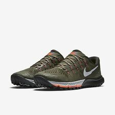 Men's Nike Air Zoom Terra Kiger 3 Cargo Khaki/Wolf Grey/Black 749334 302 Size 15