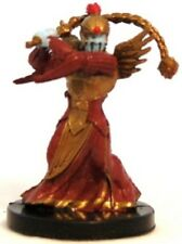 D+D miniatures 1x x1 Deva Fanatic Lords of Madness NM with Card