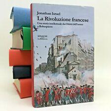 La Rivoluzione francese - Jonathan Israel - Einaudi La Biblioteca 9788806224806