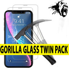 For Apple iphone X Tempered Glass Screen Protector - 100% Genuine