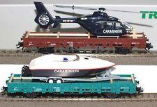 """TRIX 24513 FS Rungenwagen-Set """"Carabinieri"""" Ep V"""