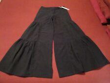 Spanner NWT Size 6 Black Lined Harem Pants