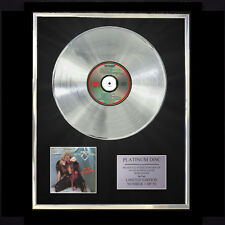 TWISTED SISTER STAY HUNGRY CD PLATINUM DISC VINYL LP FREE SHIPPING TO U.K.