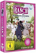 LENAS RANCH - LENAS RANCH-DIE KOMPLETTE 1.STAFFEL 6 DVD NEU