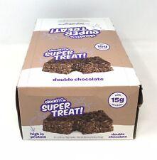 Case 10 Gluten Free Marshmallow Crispy Treat Bar High Protein, Chocolate (P2)