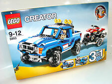 LEGO® Creator 5893 Geländewagen mit Quad NEU OVP_ Offroad Power NEW MISB NRFB