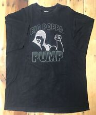 Scott Steiner Big Poppa Pump WCW WWE WWF T-Shirt Rap Tee Genetic Freak TNA XXL