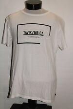 TAVIK Mens medium M T shirt Combine ship Discount