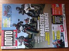 $$a Revue Moto Magazine N°254 Roadsters  Vestes d'hiver  Repression  Triumph 900