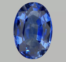 🔥 Natural Ceylon Blue Sapphire Precious Loose Gemstone In Parcel Paper