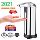 Automatic Soap Dispenser Kitchen Touchless Handsfree IR Sensor Soap Dispenser photo