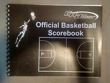 New Basketball Stats Scorebook 30 Games School Rec Team Season Tournament League