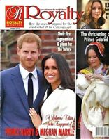 Royalty Monthly magazine Feb 2018,  Meghan Markle Prince Harry, Kate Middleton