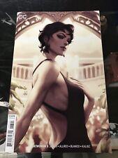 Catwoman #3 (2018) Stanley Lau Artgerm Variant DC Comics