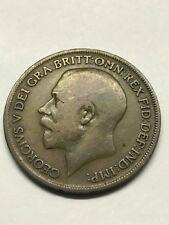 1920 Great Britain 1 penny F++ #7233