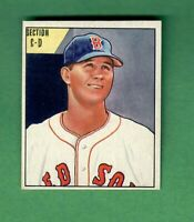 1950 BOWMAN #44 JOE DOBSON BOSTON RED SOX EX+ OC