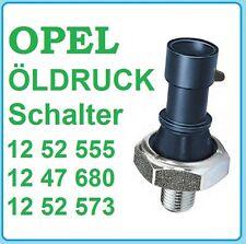 Öldruckschalter OPEL Astra H, Z16LET, Z16XE1 ,Z16XEP ,Z16XER, Z18XER