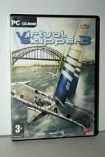 VIRTUAL SKIPPER 3 USATO OTTIMO PC CDROM VERSIONE ITALIANA GD1 39906