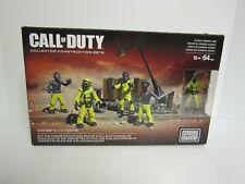 Call of Duty Hazmat Zombies Mob - Mega Bloks Constuction Set - CNK31