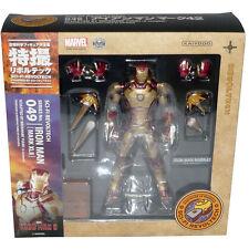 Revoltech SCI-FI 049 Iron Man [Mark XL II] 42 Marvel Avengers Action Figure