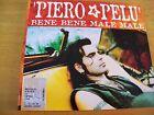 PIERO PELU BENE BENE MALE MALE CD'S MINT- LITFIBA