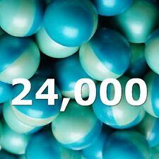 Lot of 24000 Ct - 12 Box Paintball 0.68 Caliber Wholesale Bulk - Labor Day Sale
