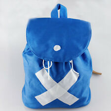 Hot Anime ONE PIECE CHOPPER Backpack Shoulder Bag Canvas School Bags Gift