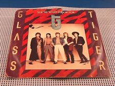 GLASS TIGER - You're What I Look For - 1986 VG++ CANADA PRESS 45 w/PIC. SLEEVE