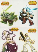 STAR WARS 60  Postcards Printed in Thailand in 90s