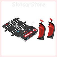Carrera GO Plus 61665 Upgrade Kit 2x Wireless Handregler + Anschlussschiene 1:43