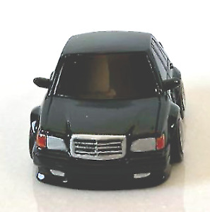 Choro-Q Custom Mercedes Benz 500 Black
