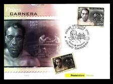 ITALIA REP. - 2007 - Lo Sport italiano. 40° morte di Primo Carnera su maximum