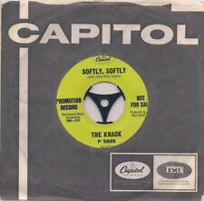 The casse-Softly Softly/Spell, Capitol PROMO! Feat Frank tsappa on piano, États-Unis