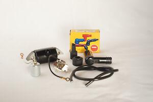 Kreidler Foil K54 RM Ignition Pass Set Circuit Breaker Ignition Coil Capacitor
