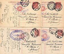 970 - Regno - Posta militare 65 + 5° reggimento Alpini (Morbegno), 1918
