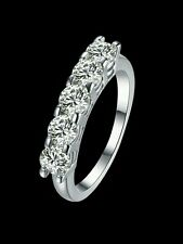 BEAUTIFUL ETERNITY RING SIZE 6