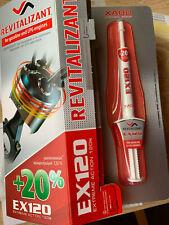 XADO EX120 Petrol/LPG Oil Additive Engine Restoration Treatment Cut MOT Emission