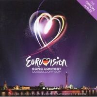 EUROVISION SONG CONTEST 2011 2 CD MIT LENA UVM. NEW+