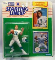 1990  DAN MARINO Starting Lineup Football Sports Figure - MIAMI DOLPHINS (WHITE)