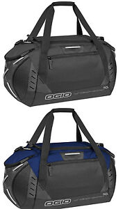 GIFT IDEA!! New OGIO Flex Form Travel Duffel Sport Gym Bag Large Black Navy 70L