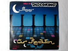 "MOSES Our revolution 7"" ITALO DISCO SIGLA TV DISCORING"
