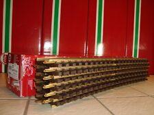 LGB 18000 BRASS RADIUS 5 CURVED TRACK BOX OF 12 PIECES BRAND NEW!!