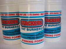 Stackers cápsulas de adelgazamiento No1-perder grasa rápido! - 4 X 60 = 240 Cápsulas