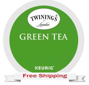 Keurig Twinings Green Tea  K-cups 48 Count