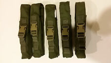 (5) US Military SLAP Flare Molly pouch