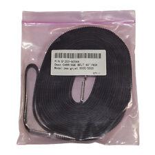"""HP Designjet Carriage belt cinghia q1253-60066 60"""" inch 5000 5100 5500 PS"""
