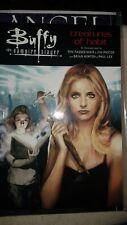 "Buffy the vampire slayer graphic novel ""Creatures Of Habit"""