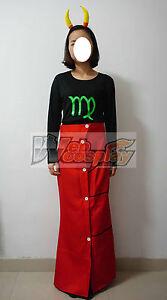Kanaya Maryam Cosplay Costume From HOMESTUCK Custom Made